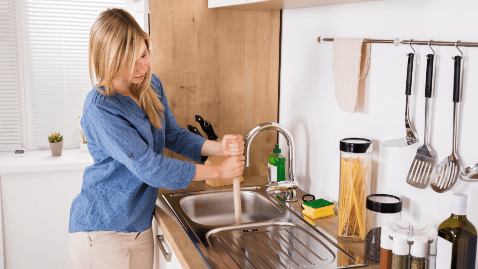 Clogged drains will bring your plumbing system to a halt. Prevent this by getting Santa Paula drain cleaning services from Hansen's Plumbing expert plumbers.